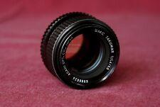 Pentax SMC Takumar 50 mm F1.4 Lens - in Excellent Condition