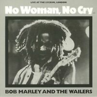 "Bob Marley and the Wailers -  No Woman No Cry / Natty Dread 7"" New Sealed Live A"