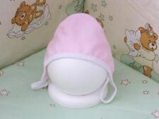 Casquettes et chapeaux rose pour bébé, taille 0 - 3 mois