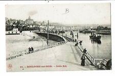 CPA-carte postale-France Boulogne sur Mer-Jetée Est  VM15956