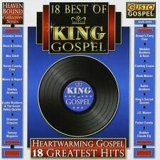Various Artists - 18 Best of King Bluegrass / Various [New CD]