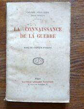 Première guerre mondiale LA CONNAISSANCE DE LA GUERRE de Pierre Devoluy