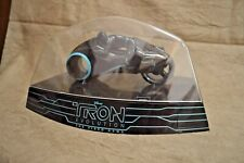 Tron Evolution Collector's Edition Light Cycle Figure + Display Case No PS3 Game