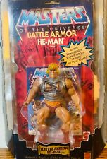 Unopened Battle Armor He-Man 2001 Commemorative Series 2 Action Figure