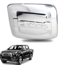 2012 2013 2014 FIT ISUZU Dmax D-max Holden Rodeo Fuel Tank Cap Cover Chrome