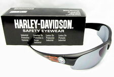 HARLEY DAVIDSON WILLIE G SKULL SUNGLASSES WITH FLAMES SAFETY EYEWEAR GLASSES