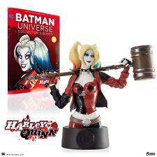 Eaglemoss DC Batman Universe Harley Quinn Bust Figure NEW Statue IN STOCK