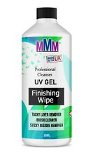 UV Nail Gel Finishing,  Sticky Residue Remover,  Cleanser,  Brush Cleaner 50ML