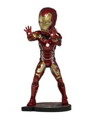 "AVENGERS 2: The Age of Ultron - Iron Man 7.5"" Head Knocker / Bobble (NECA) #NEW"