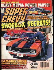 Super Chevy Magazine June 1991 Wally Bell VG No ML 030217nonjhe
