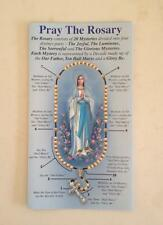 Pray the Rosary Leaflet