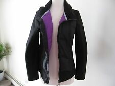 Womans Black Medium Jacket Coat Trendy Guess