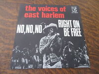 45 tours the voices of east harlem no no no