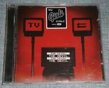 GISLI - TV = THE DEVIL 4 TRACK ENHANCED CD SINGLE WITH VIDEO - 2004 CDAM 649 EMI