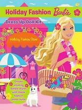 Barbie Holiday Fashion Dress Up Doll Kit by Bonnier Publishing Australia (Paperback, 2009)