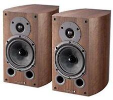 Wharfedale Diamond 9.1 Main Stereo Speakers Bookshelf Pair Walnut