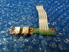 Compaq Presario CQ70 Audio Port Board With Cable