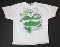 Vintage 90s Universal Studios The Hulk T-Shirt Size Men's 2XL White