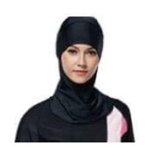 Womens Islamic Muslim Full Cover Costumes Modest Swimwear Swimming Burkini Arab