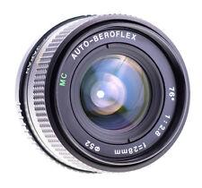 Beroflex MC Auto 28 mm f 2,8 Macro 76° M42 SN 2149423
