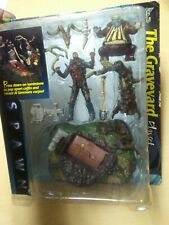 1997 McFarlane Spawn The Graveyard Playset NIB
