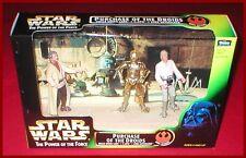 Kenner Star Wars POTF Purchase of the Droids Uncle Owen C-3PO Luke Skywalker NEW