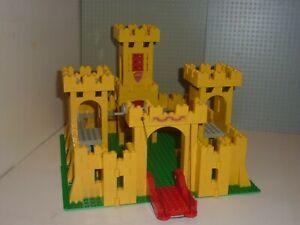 Set légo Castle Vintage Réf 375-2 / 6075 Castle
