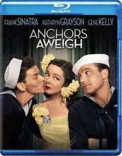 ANCHORS AWEIGH (Frank Sinatra)  BLU RAY   - Sealed Region free
