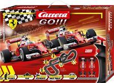 Carrera GO!!! 62505 Ferrari Race Spirit 1:43 analog slot car race set