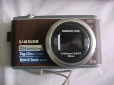 SAMSUNG  DIGITAL  SMART CAMERA WB350F 16.3 MP/21X ZOOM/3 INCH LCD