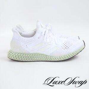 RARE Adidas Consortium LA Friends Family BD7701 White Futurecraft 4D Sneakers 11