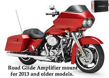 Harley Davidson Amp Mounting Bracket 4 Road Glide fit PBR300X2 PBR300X4 Hogtunes