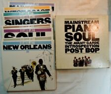 Atlantic Jazz Mainstream Piano Soul Avant-Garde Introspection Post Bop 15 LP box