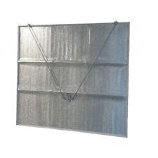 Aluminium faced sticky back insulation for garage door with size choice