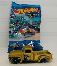 2018 Hot Wheels MYSTERY models #11  52' CHEVY PICK UP Gold HTF
