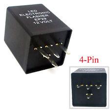 4-Pin LED Flasher Relay Fix For 96-2002 GMC Yukon XL 1500 2500 Turn Signal Lamps
