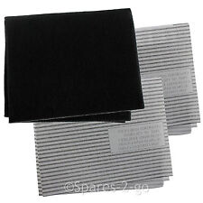 Cooker Hood Filters Kit for BEKO Extractor Fan Vent Carbon Grease Filter