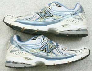 New Balance 760 Womens Running Shoes Nine 9B Sneakers European 40.5 White & Blue