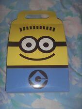 Brand New Universal studios Singapore Gift Box - Minion