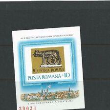 Romania. 1979.SG MS4419.   Attractive miniature sheet.