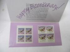 1988 Australia Post Office Pack, Australian Bicentenary Joint issue USA, mint