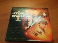 STAR WARS The Phantom Menace Episode 1 COLLECTOR'S EDITION VHS