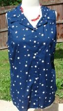 Womens Plus Size Outfit Lot 3Pc.Star Top Size XL 16/18- NWT Necklace & Earrings