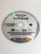Wrath Of The Titans - DVD Disc Only - Replacement Disc