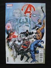 New Avengers #33 - Jim Cheung End of an Era Variant Cover - VF+/NM