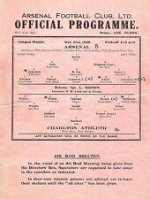 Football Programme Cover Reprints (A)