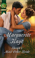 Sheikh's Mail-Order Bride Hot Arabian Nights Book 2 by Marguerite Kaye A9 LL384