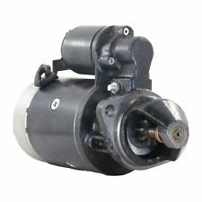 New Starter Motor Bosch Heavy Duty DD 12Volt For CW 9-Tooth Pinion 0-001-362-046