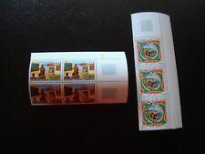 COTE D IVOIRE - timbre yvert et tellier n ° 352 x4 379 x3 n** (Z3) stamp