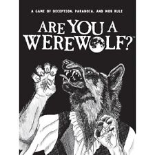 Cards Are You a Werewolf? - LOO019 Looney Labs